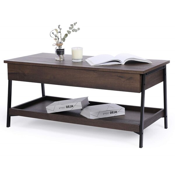Pranzal Coffee Table by Ebern Designs Ebern Designs