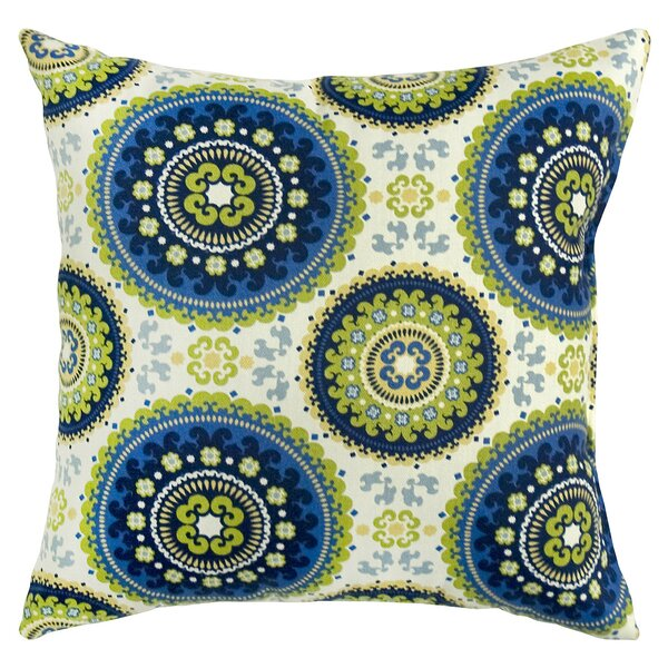 Alla Outdoor Throw Pillow (Set of 2) by Zipcode Design
