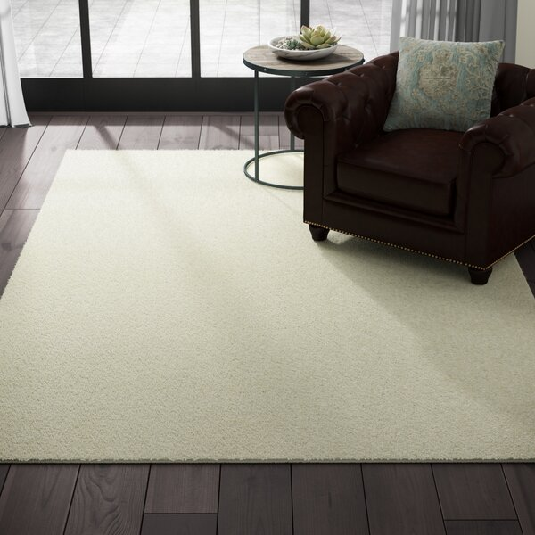 Battlefield Ivory Indoor/Outdoor Area Rug by Greyleigh