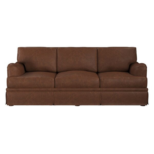 Home & Outdoor Alto Leather Sofa Bed
