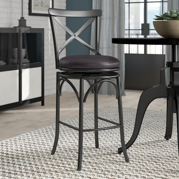 Miloh Bar Stool Set Of 2 By Statements By J ★ Footstool