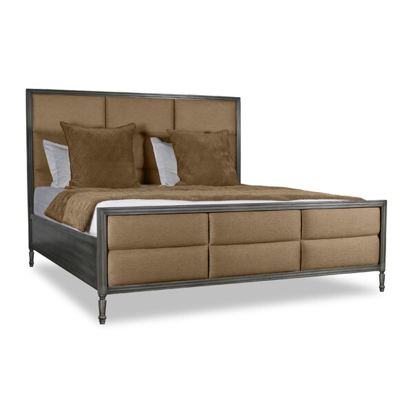 Lanagan Square Tufted Upholstered Standard Bed by Rosdorf Park