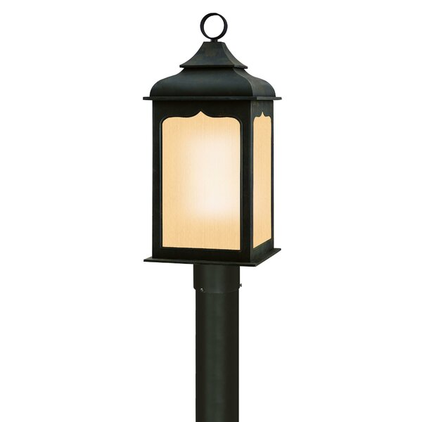 Theodore Fluorescent Lantern Head by Darby Home Co