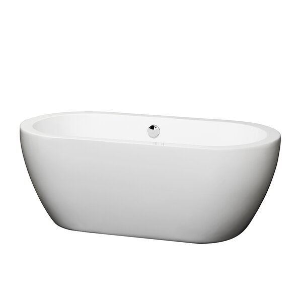 Soho 60 Soaking Bathtub by Wyndham Collection