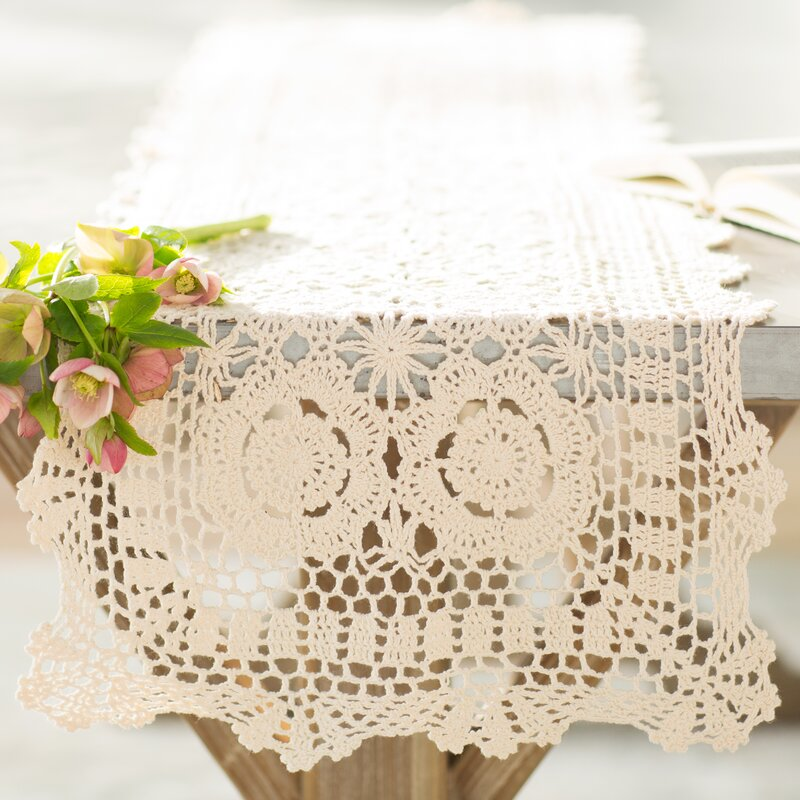 Cavaillon Lace Runner