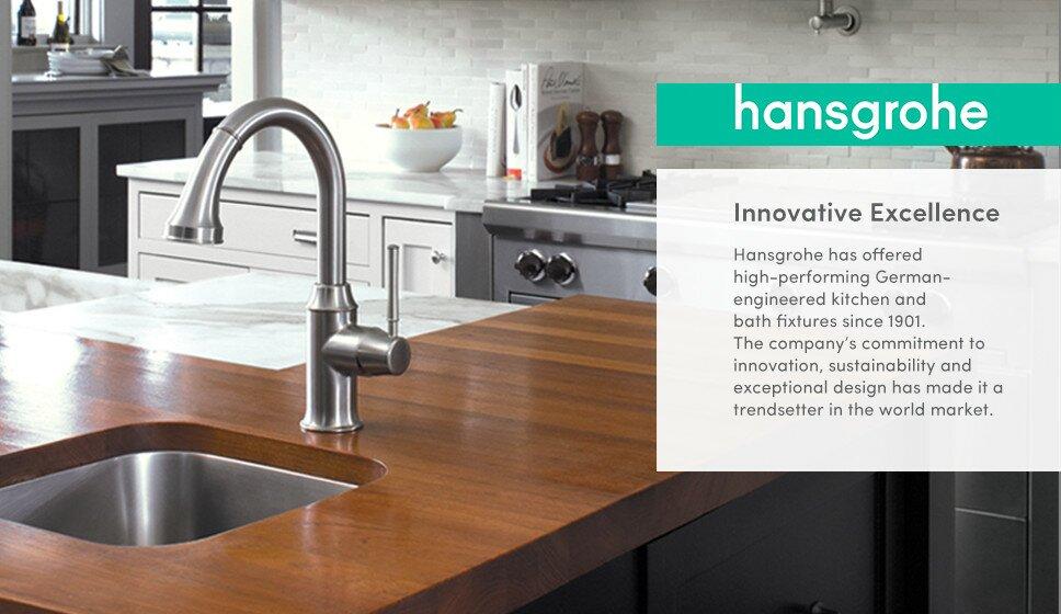 Hansgrohe | Wayfair