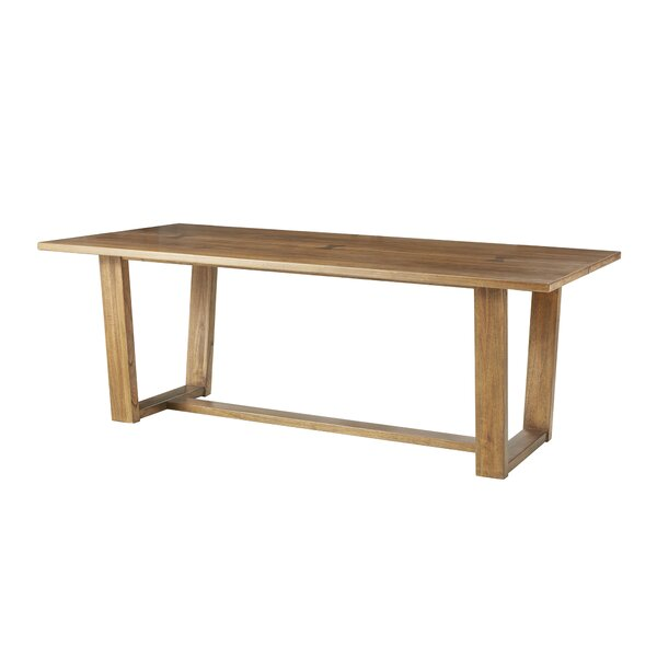 Ashby Solid Wood Dining Table by Harbor House