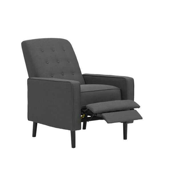 Midland Manual Recliner by Wrought Studio