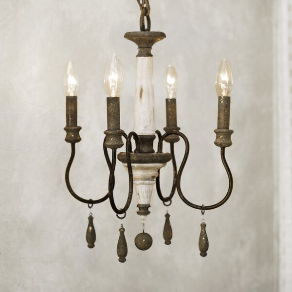 Armande Candle-Style Chandelier by Lark Manor