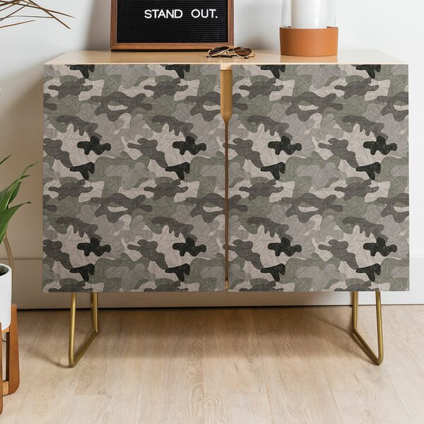 Dash Camo Accent Cabinet by East Urban Home