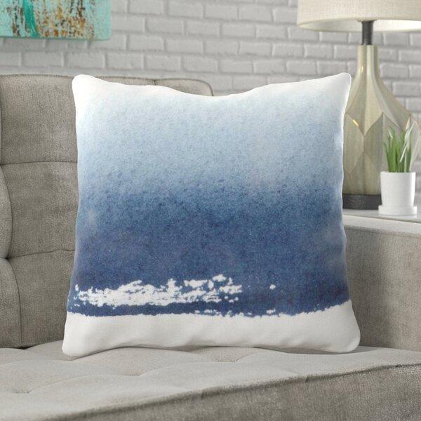 Fernwood Watercolour Throw Pillow