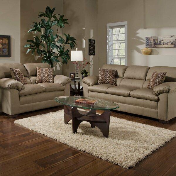 Chamberlain Configurable Living Room Set by Red Barrel Studio