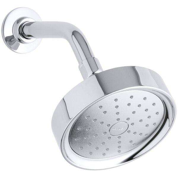 Purist 2.0 GPM Single-Function Shower Head with Katalyst Air-Induction Spray and Katalyst Air Induction Spray by Kohler Kohler