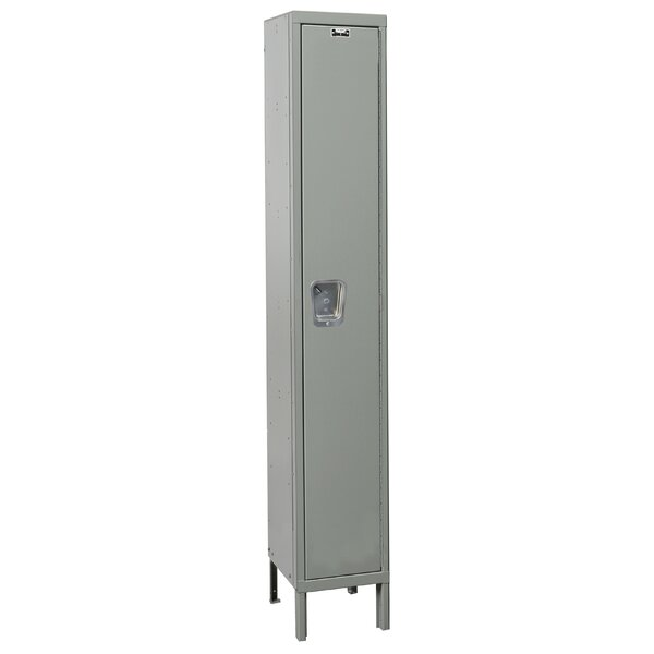 Maintenance-Free 1 Tier 1 Wide School Locker by Hallowell
