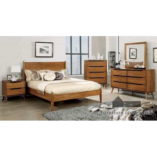 Schenck Queen 5 Piece Bedroom Set by George Oliver