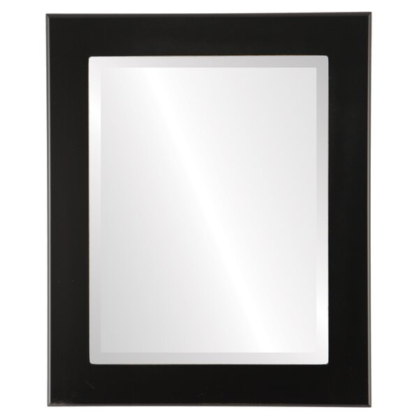 Meansville Framed Rectangle Accent Mirror by Winston Porter