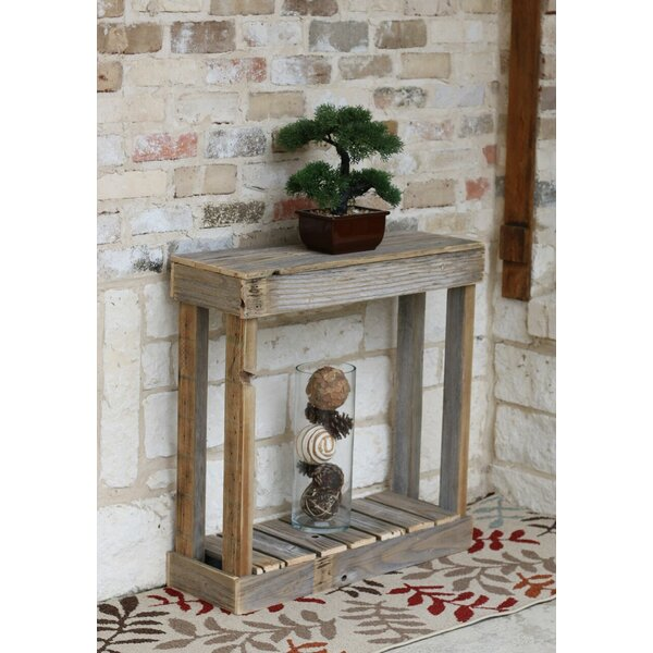 Coker Console Table by Millwood Pines