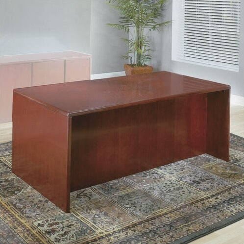 Jusino 8-Piece U-Shape Desk Office Suite by Latitude Run