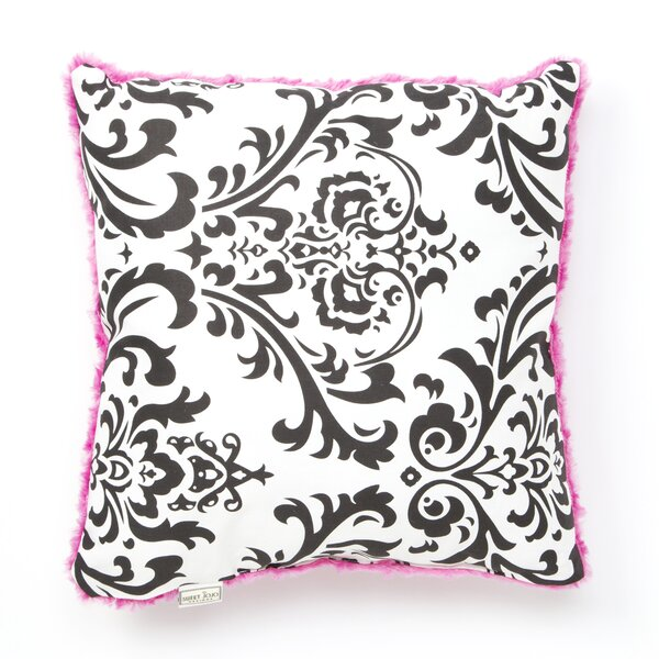 Isabella Throw Pillow by Sweet Jojo Designs