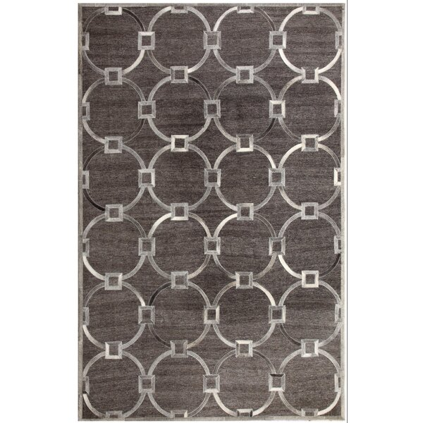 Ritz Hand-Woven Gray/Beige Area Rug by Dynamic Rugs