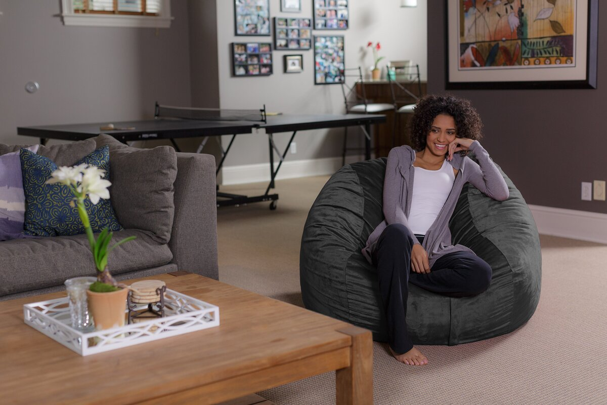 Latitude Run Bean Bag Chair Reviews