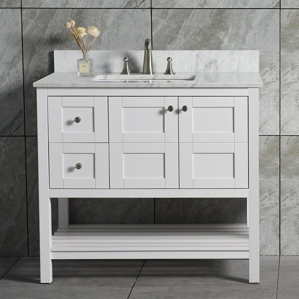 Espalda 36 Single Vanity by Canora Grey