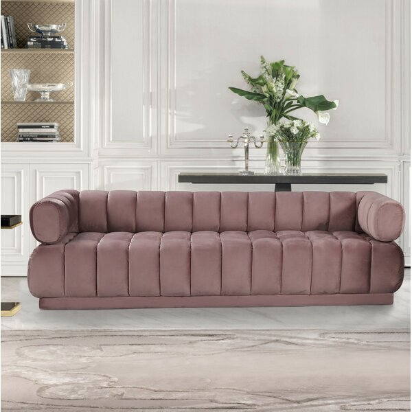 Fresh Collection Sina Chesterfield Sofa by Everly Quinn by Everly Quinn
