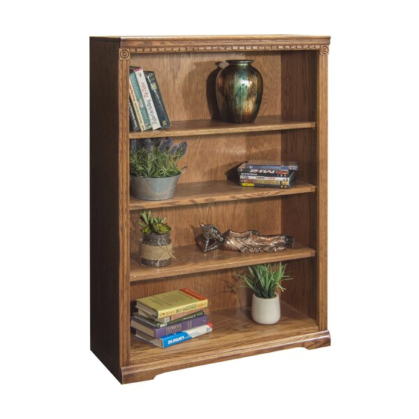 Scottsdale Oak Standard Bookcase by Legends Furniture
