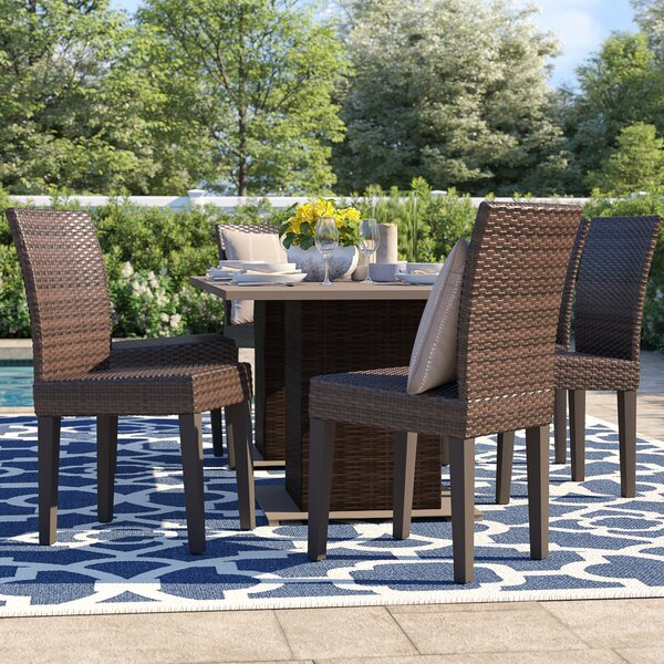 Stratford Patio Dining Chair (Set of 6) by Sol 72 Outdoor