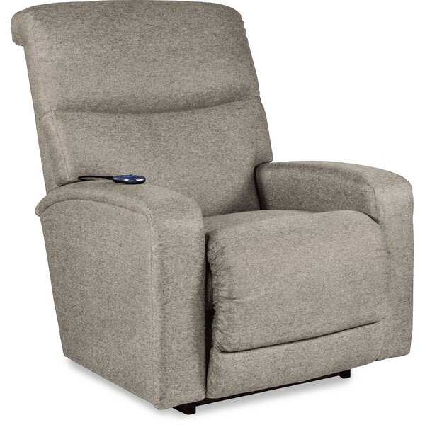 Levi Power Rocker Recliner by La-Z-Boy
