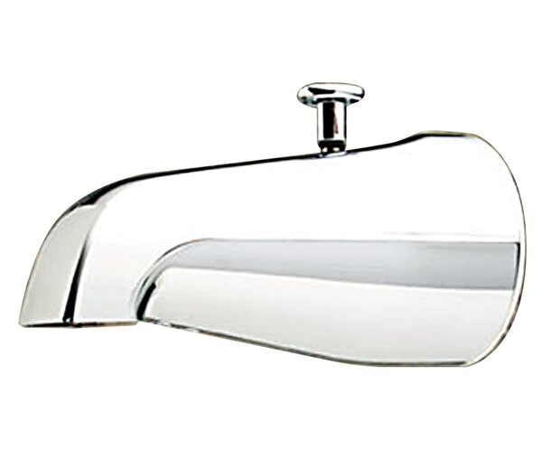 Single Handle Wall Mounted Tub Spout by Plumb Craft Plumb Craft