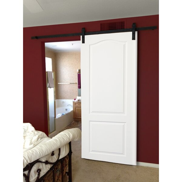 Princeton MDF 2 Panel Interior Barn Door by Verona