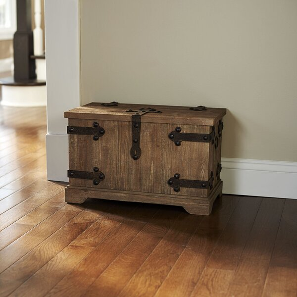 Small Victorian Storage Trunk by Household Essenti