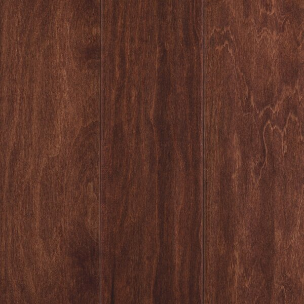 Agawam 5 Engineered Hardwood Flooring in Terrace Brown by Welles Hardwood