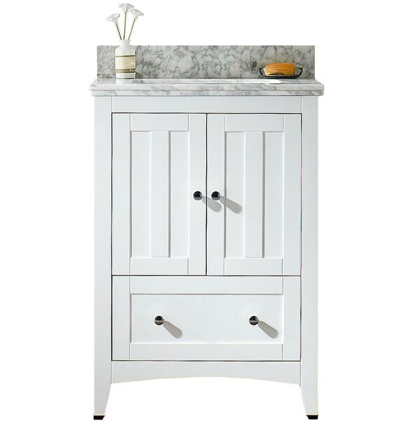 Nixon Floor Mount 24 Single Bathroom Vanity Set by Royal Purple Bath Kitchen
