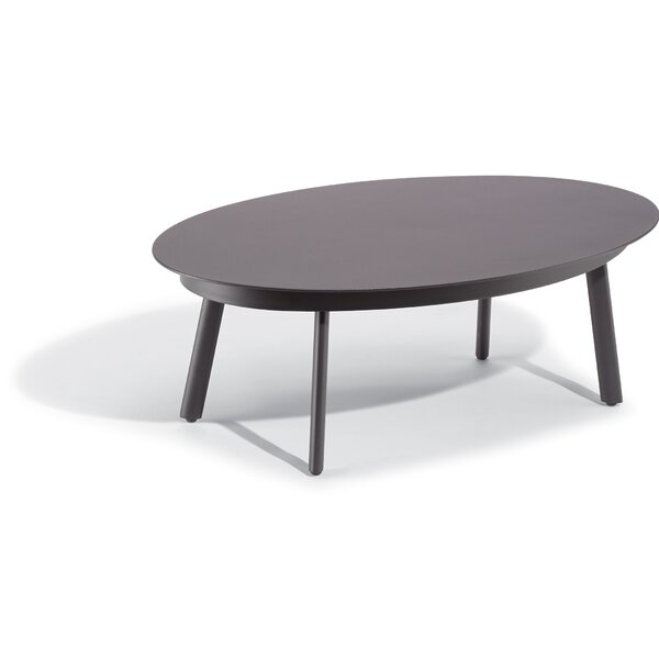 Campagna Metal Coffee Table by George Oliver