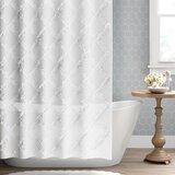 Ornellas Single Shower Curtain by Lark Manor
