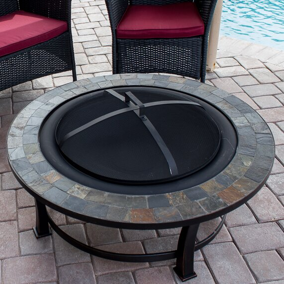 Wood Burning Fire Pit by AZ Patio Heaters