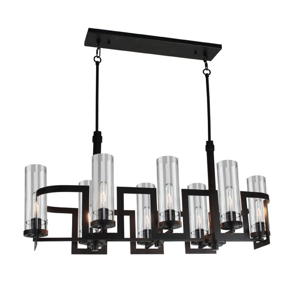 Thorton 8-Light Kitchen Island Pendant by Brayden Studio