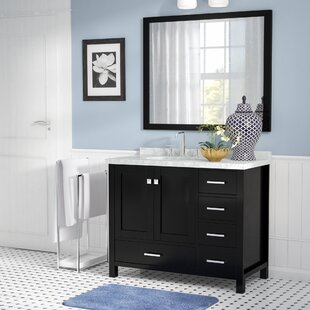 Captivating Weathered Wood Vanity | Wayfair