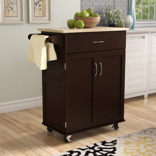 Kitchen Cart by Andover Mills