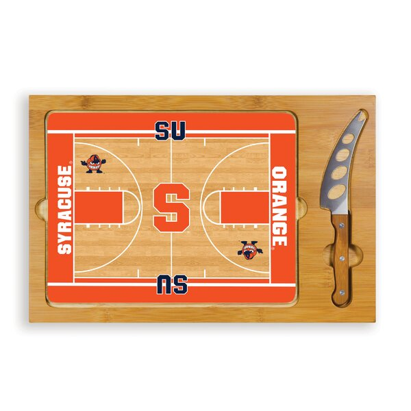 NCAA Icon Cutting Cheese Tray by TOSCANA™