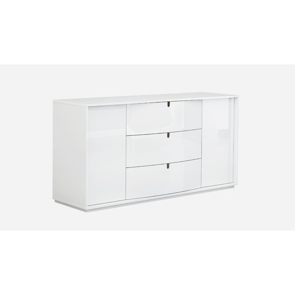 Ebert 3 Drawer Dresser by Orren Ellis