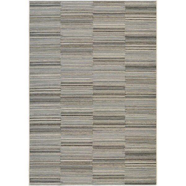 Napa Black/Gold Indoor/Outdoor Area Rug by Trent Austin Design