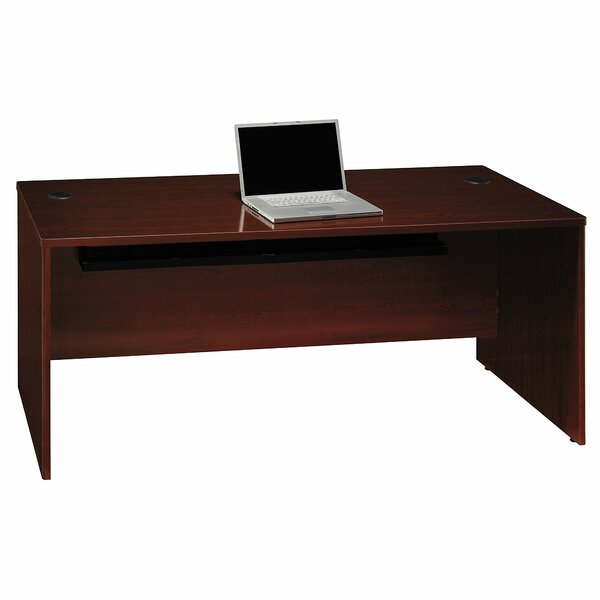 Quantum Executive Desk Shell by Bush Business Furniture