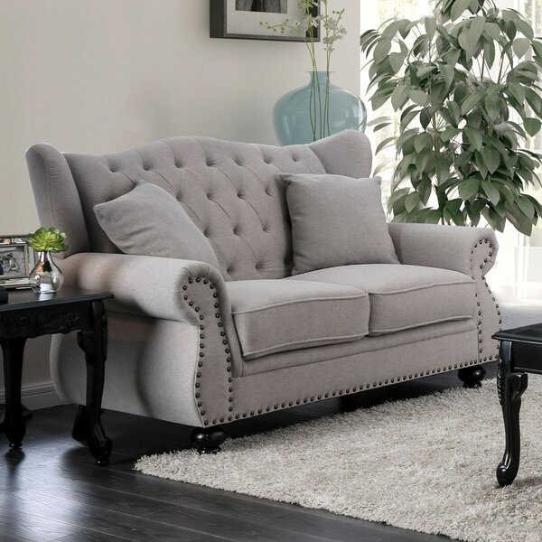 Dennard Loveseat by Darby Home Co