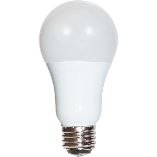 12W Equivalent E26 LED Standard Light Bulb (Set of 6) by Satco