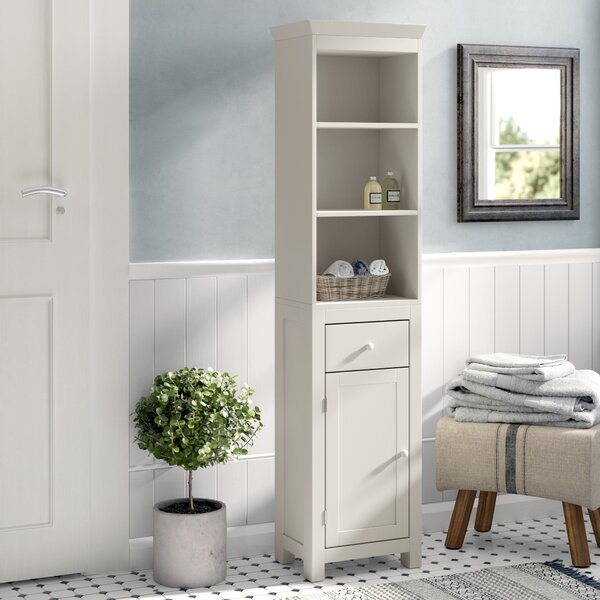 Caraway 15.75 W x 64.5 H Cabinet by Birch Lane™