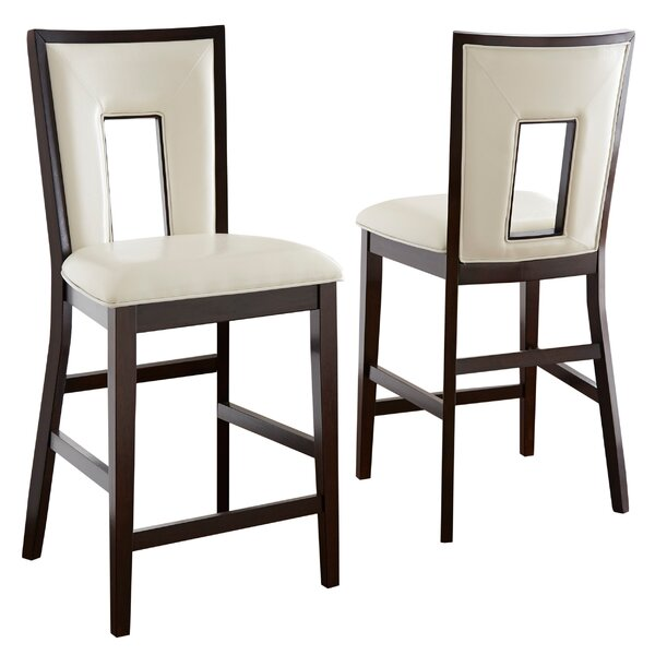 Hillcrest 25 Bar Stool (Set of 2) by Brayden Studio
