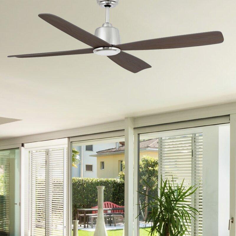 wildon home 125 cm deckenventilator molokal mit. Black Bedroom Furniture Sets. Home Design Ideas
